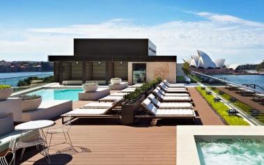 Hoteles del Mundo: Park Hyatt Sydney, frente a la Ópera
