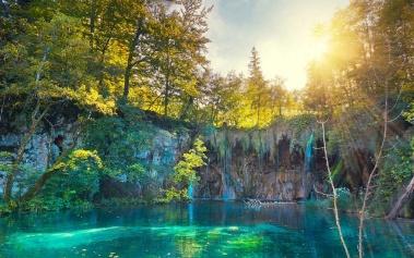 Islas Privadas: Isla Plitvice, famosa por sus mágicos lagos