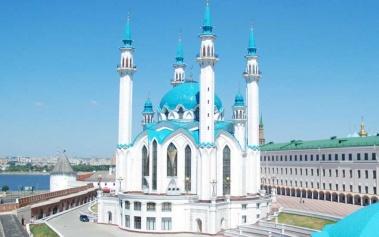 Mezquitas del Mundo: Mezquita Kul Sharif, impresionante
