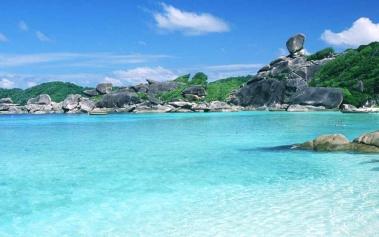 Playas Paradisiacas: Playa de Similan, Perla de Andamán