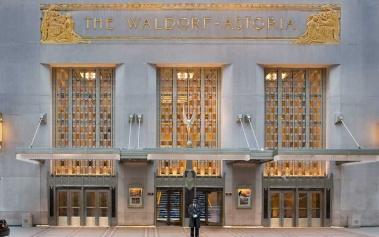 Hotel Waldorf Astoria: vendido por casi 2 mil millones de dólares