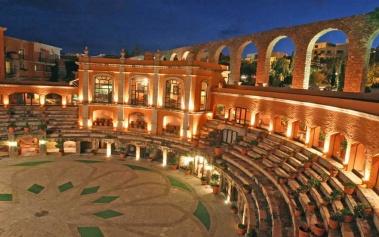 Hoteles del Mundo: Quinta Real Zacatecas, la plaza de toros