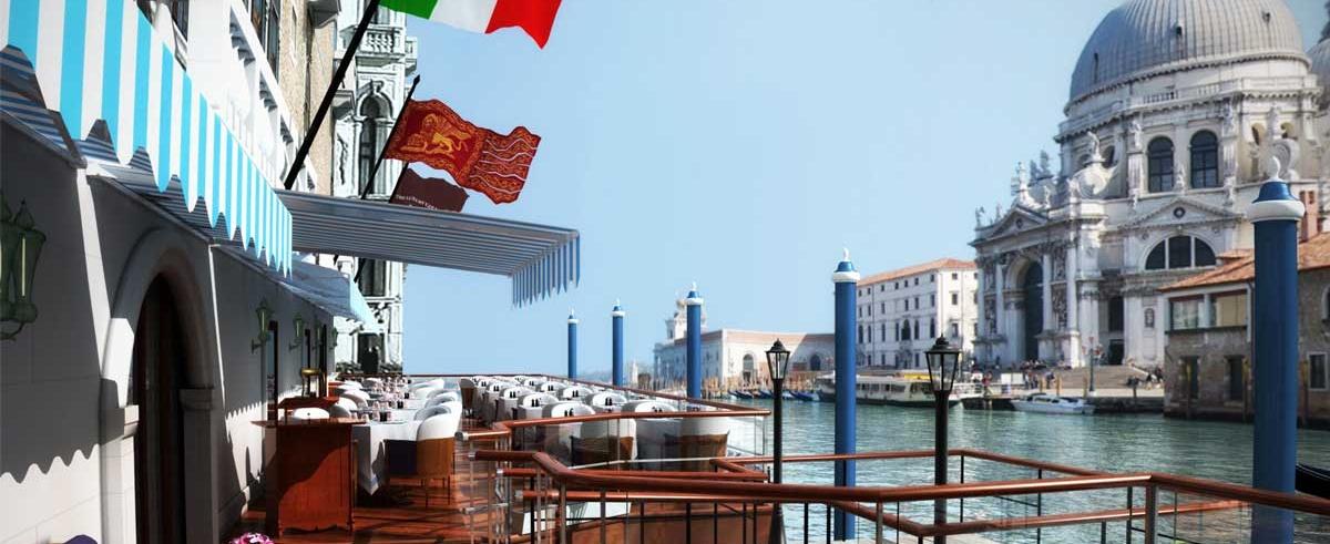 Hoteles del Mundo: The Gritti Palace
