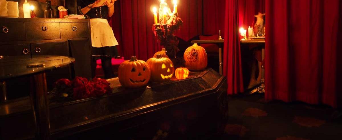 Restaurantes Sorprendentes: Vampire Cafe