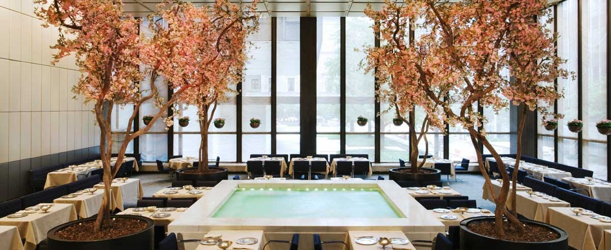 The Four Seasons Restaurant NYC