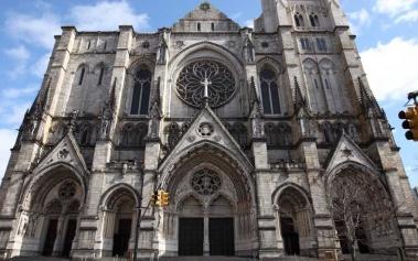 Catedrales del Mundo: San Juan El Divino, la interminable