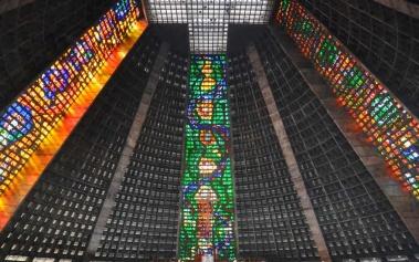 Catedrales del Mundo: San Sebastian de Rio De Janeiro