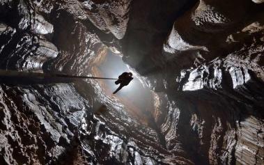 Cuevas Magicas: Cueva Er Wang Dong, gigantesca