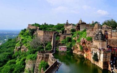 Fuerte de Chittorgarh: el más grande de la India