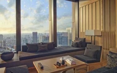 Hotel Aman Tokio, la apertura más esperada del año