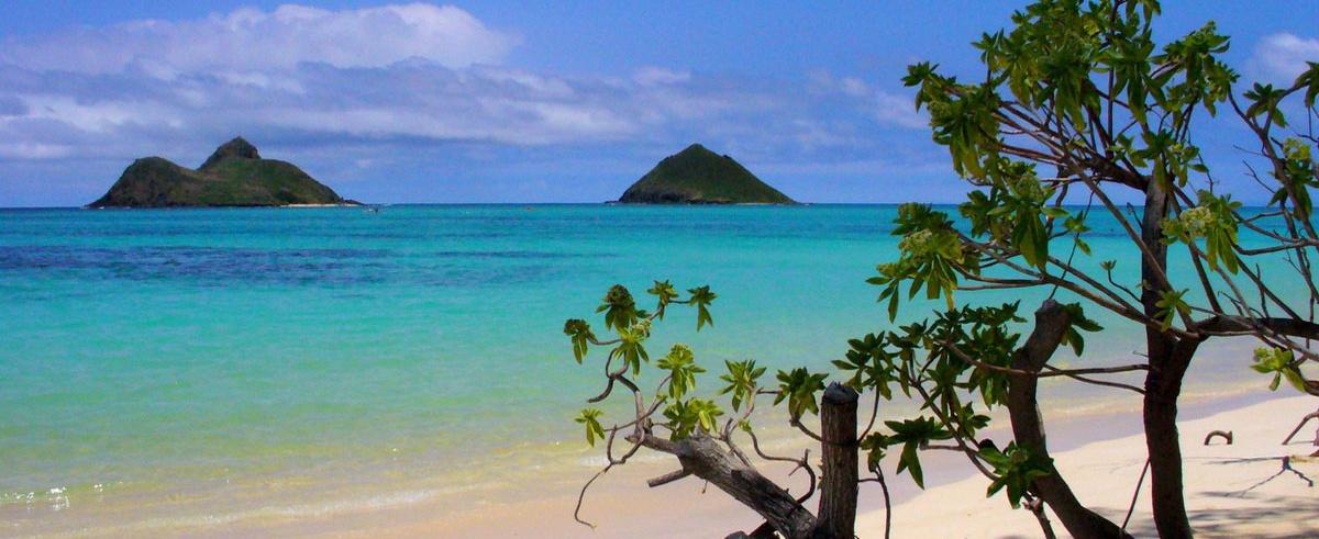 Playas Paradisiacas: Playa Lanikai