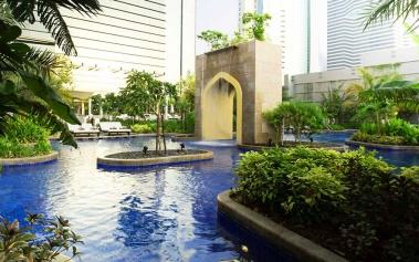 Purobeach Conrad Dubai: el primer Oasis Urbano del mundo