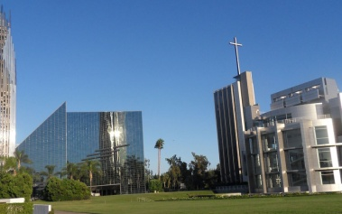 Catedrales del Mundo: Chrystal Cathedral, en California