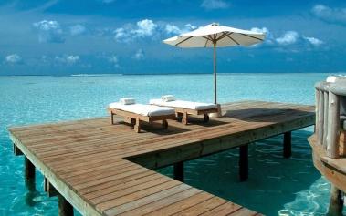 Islas Privadas: Gili Lankanfushi Maldivas, paradisiaco resort
