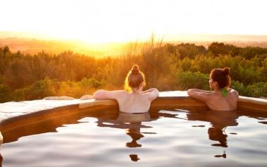 Peninsula Hot Springs: el único Spa natural de Australia