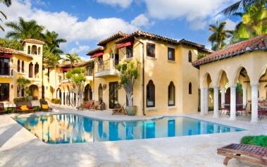 Villa Jasmine: a la venta en Miami por 25 millones de dólares