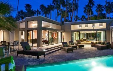 Casa de Leonardo DiCaprio en Palm Springs: para alquilar