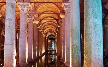 Cisterna Basilica: el tesoro subterráneo de Estambul