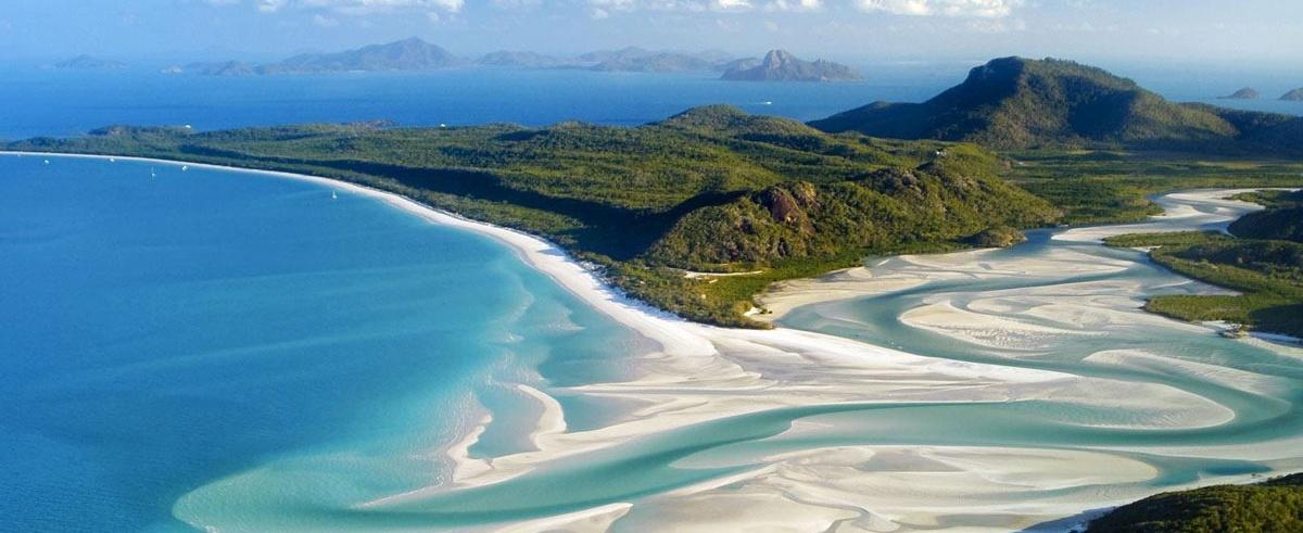 Playas Paradisiacas: Whitehaven
