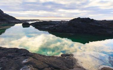 Los Charcones: las piscinas naturales de Lanzarote