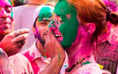8 festivales en el mundo donde el color es el protagonista