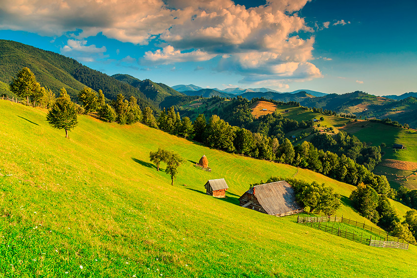 28 paisajes de Transilvania que despertarn tus ganas de viajar