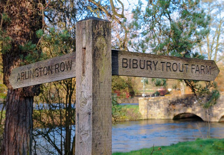 Bibury, el pueblo en la campiña inglesa que te conquistará