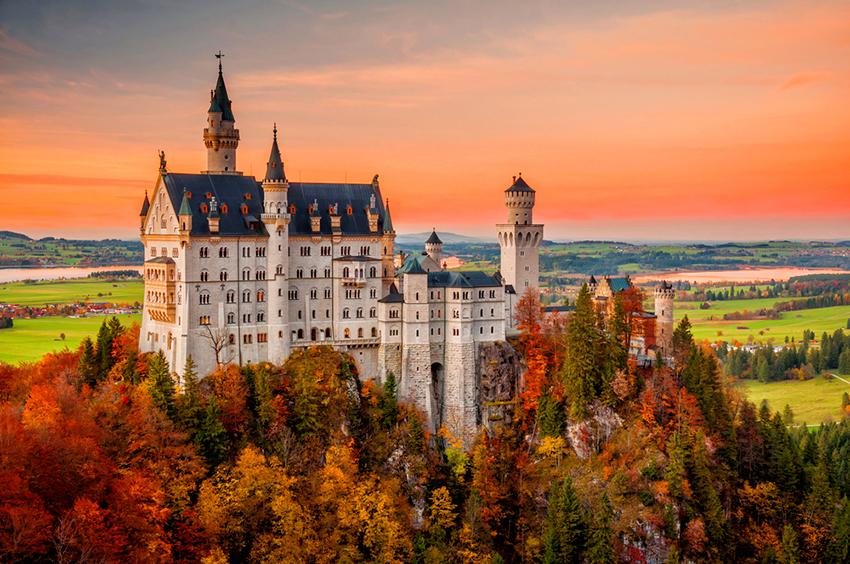 10 lugares que inspiraron paisajes de las películas Disney