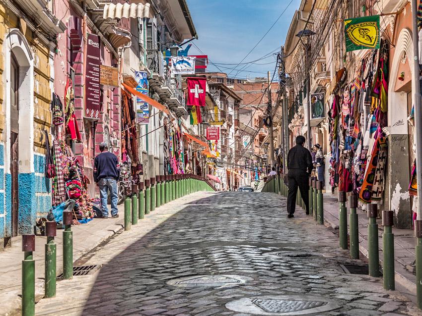 La Paz, nueva capital cool de Sudamérica