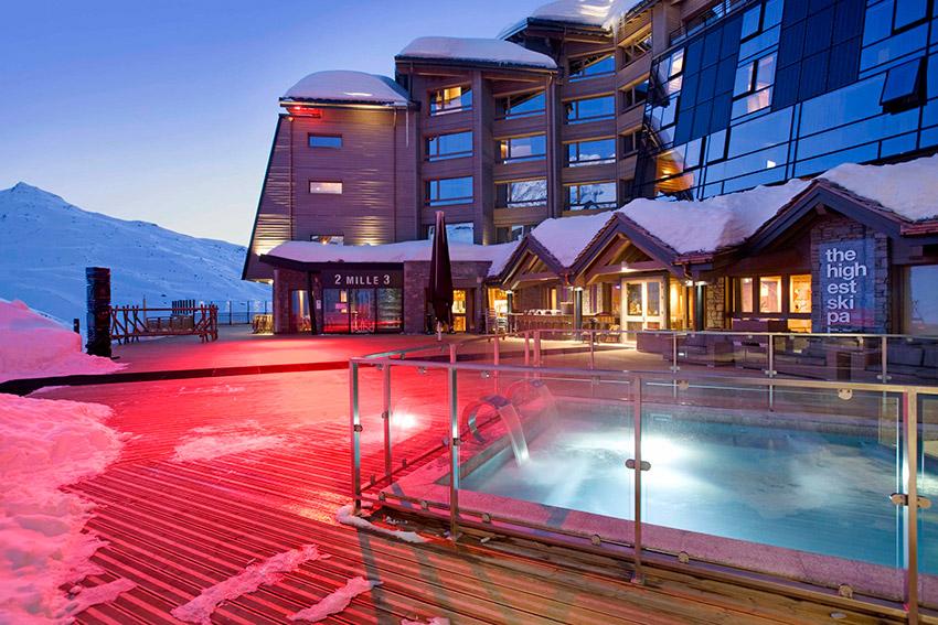 10 resorts de montaña en el mundo para desconectar
