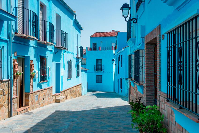 Descubre las 18 ciudades con más color del mundo