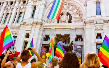 Madrid: Capital del Orgullo Gay del 2017