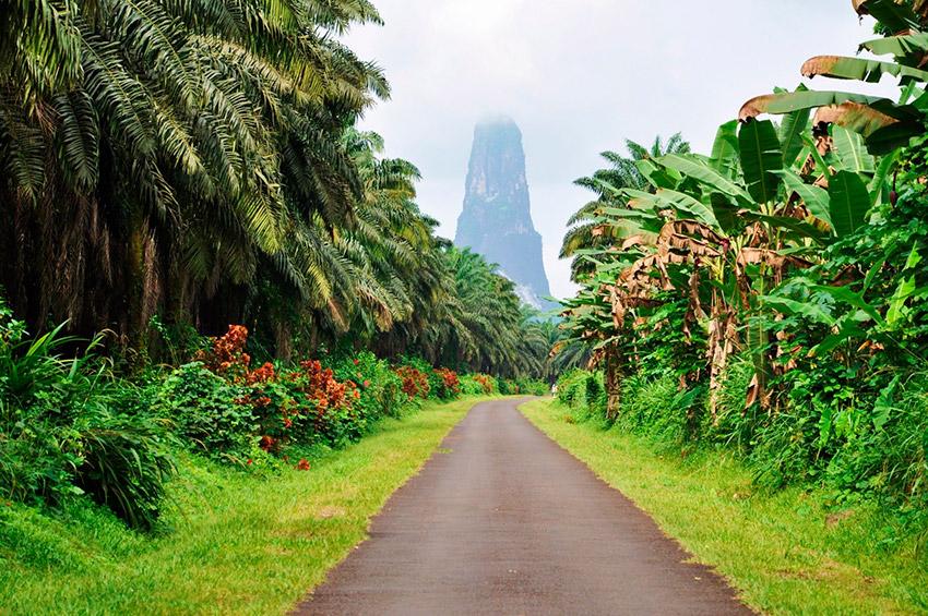 Los paraísos menos visitados del mundo