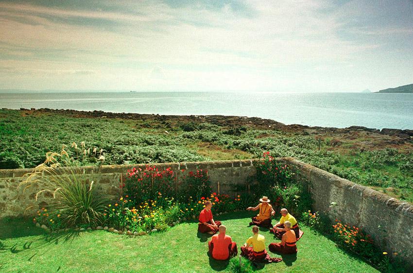 7 retiros para practicar la meditación en el mundo