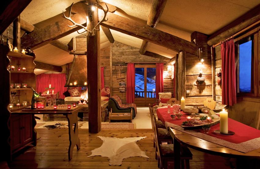 5 cortijos y caba as en europa para desconectar en la - Cabanas de madera en la nieve ...