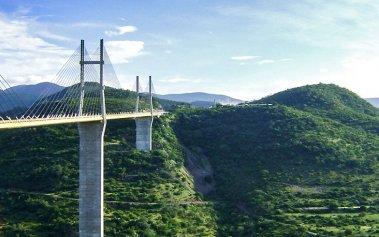 8 puentes de México que son auténticas obras de ingeniería