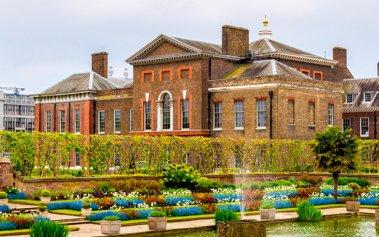 El Jardín Blanco, un homenaje a Diana de Gales