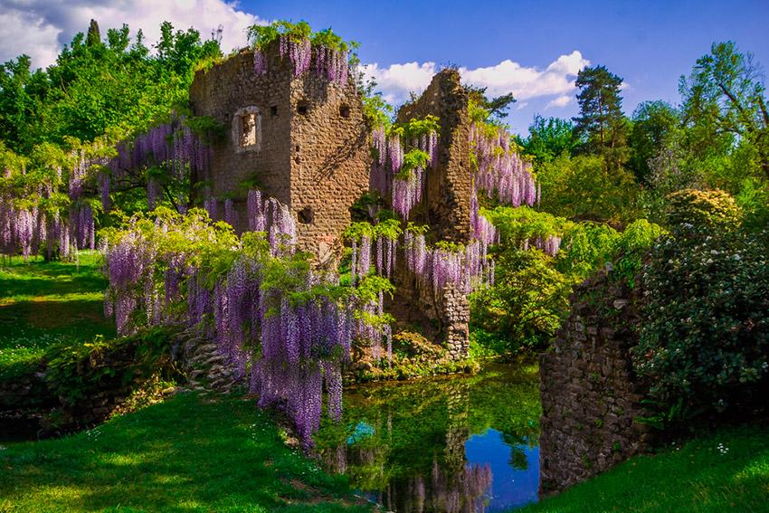 Los jardines más románticos del mundo