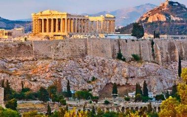 5 Lugares imprescindibles en Atenas