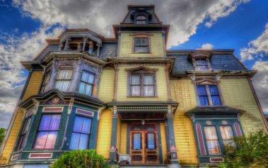 Un lugar espeluznante en Massachusetts: ¿te atreves a visitar esta mansión?