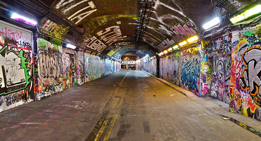 12 rincones secretos de Londres que no conoces