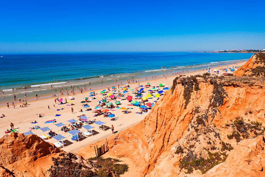 Ruta por el Algarve en una semana