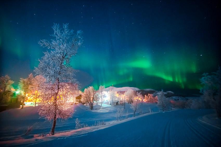 15 viajes para disfrutar de la Aurora Boreal