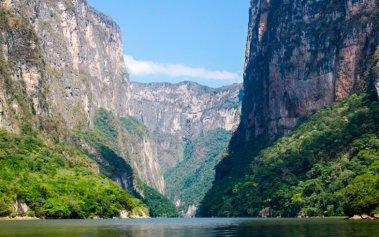 10 lugares donde conectar con la naturaleza en Chiapas