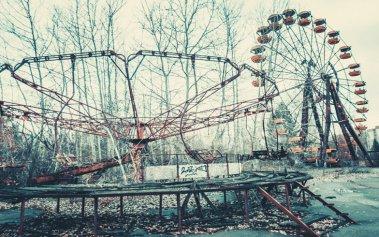 14 parques de atracciones abandonados que te pondrán la piel de gallina