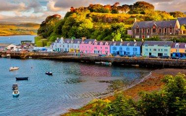 8 razones por las que querrás viajar a Escocia