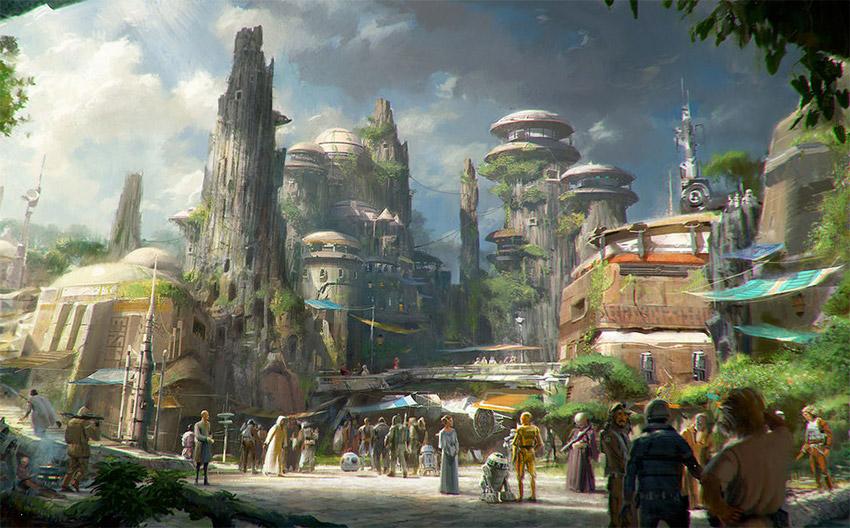 Star Wars hotel: el primer hotel temático dedicado a todos sus fans