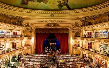¿Te gusta leer? No puedes perderte estas librerías del mundo
