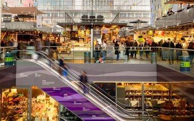 Visita los mejores mercados cubiertos de Europa