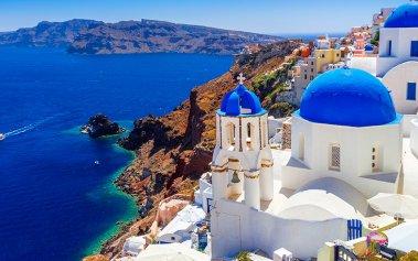5 cosas de Santorini que no sabías